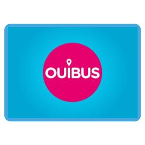 Carte Cadeau Ouibus