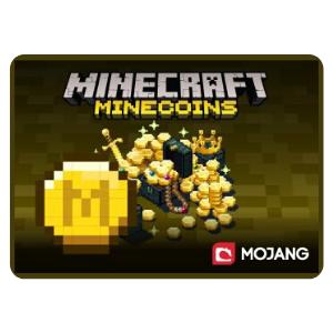 Carte Cadeau Minecraft