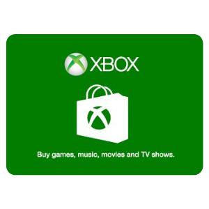 Carte cadeau Xbox en Bitcoin
