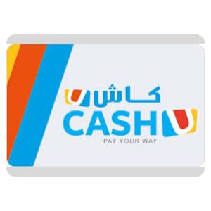 Recharge cashu card