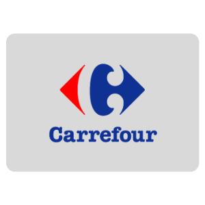 Carte cadeau Carrefour
